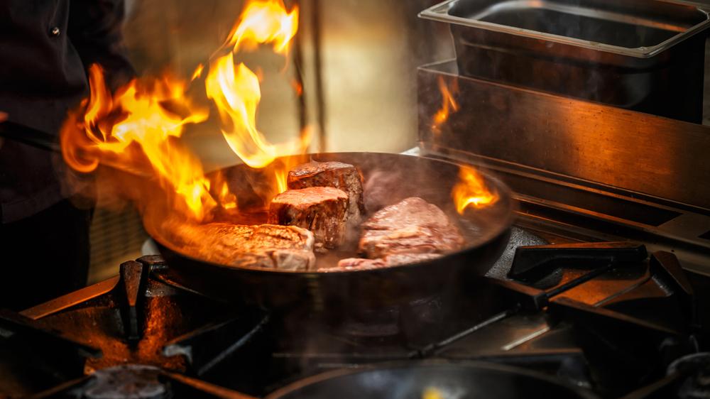 Brannsikring av restaurant og storkjøkken