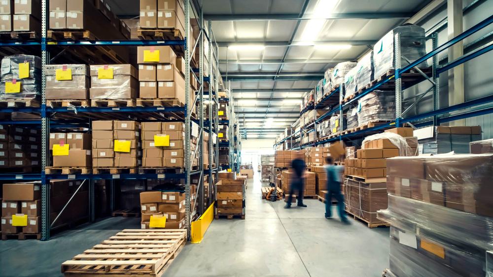 Brannsikring i lager og logistikkbygg