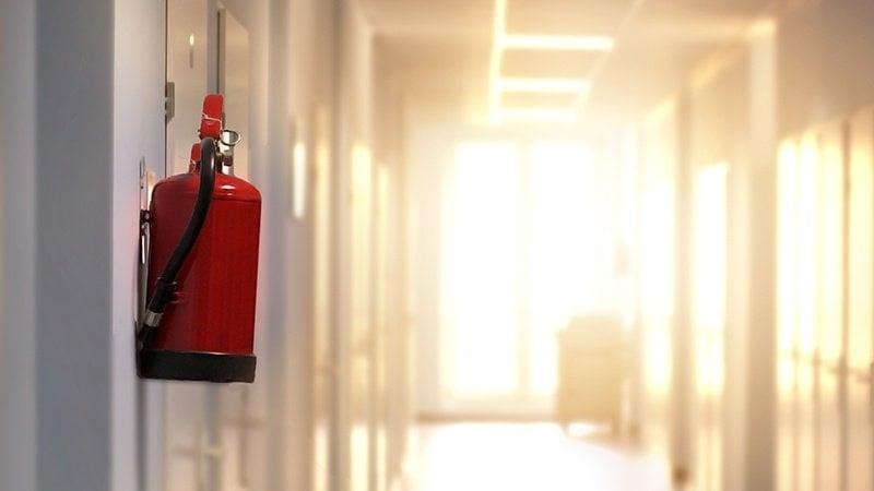 Brannsikkerhet: Gjør bygget ditt sikrere med digitaliserte kontroller